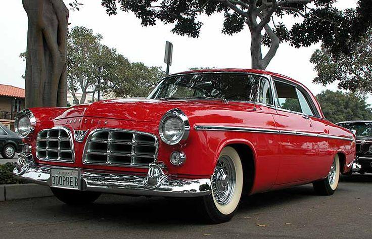 1955 chrysler station wagon | 1955 Chrysler Windsor Sedan Project