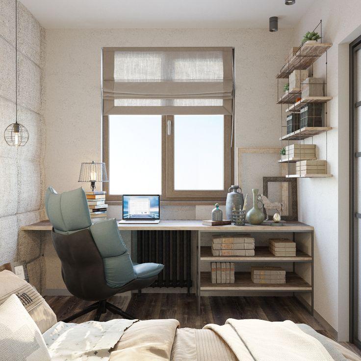 Фото из статьи: Как спланировать узкую комнату: советы дизайнеров и реальные примеры