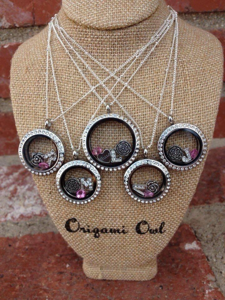 I LOVE this idea!  Didn't have these necklaces when i got married! Great bridesmaids gift idea!!!!