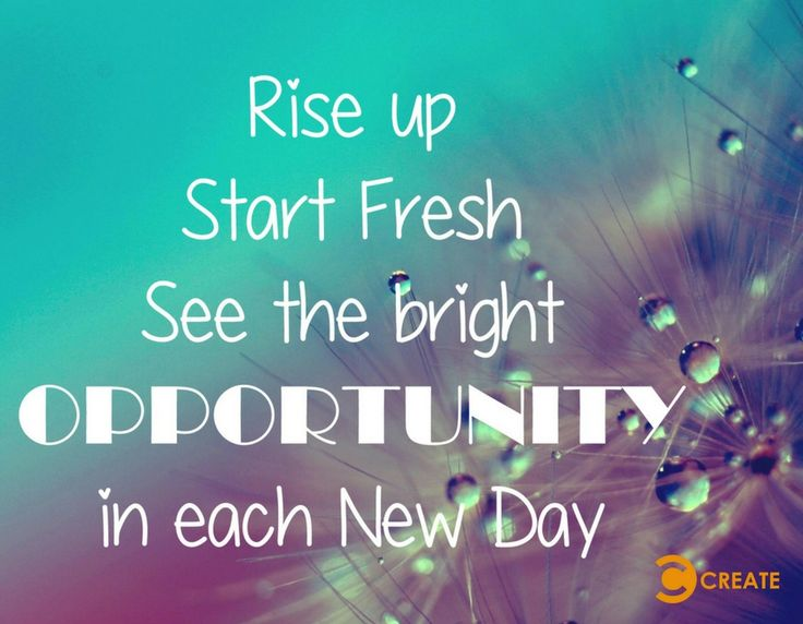 Rise Up... It's Monday! Perfect Time To Reboot Your Mind And Have A Fresh Start. Let's All Work Hard, Begin A New Journey Of Success, Be Fearless And Make Today Count!  #NewStart #NewBeginning #NewPerspective #CreateAustralia #MyriamBorgBusiness #RefundConsultingBusiness #RefundConsultingProgram #RefundConsultants  Happy Monday And Have A Fabulous Week Everyone!!! :)  Visit Us Today!