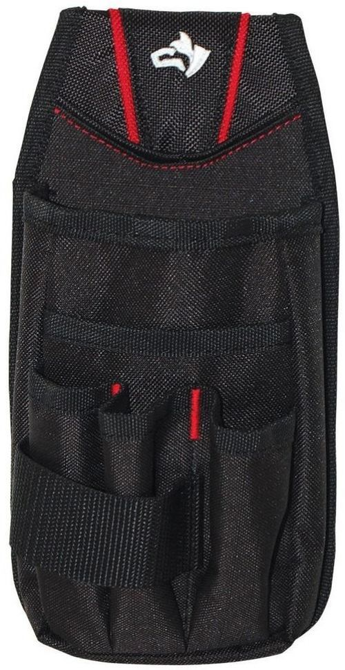 Husky 7-Pocket Utility Hand Tool Belt Storage Pouch, HD2066 #Husky