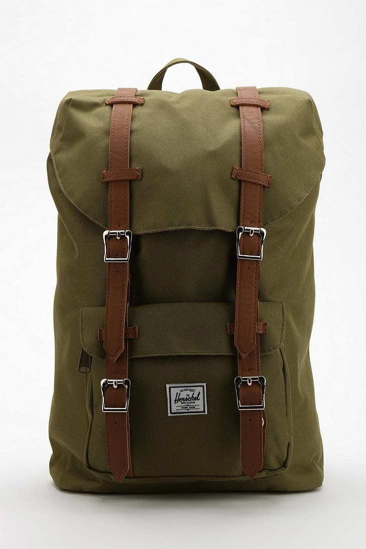 #Herschel  Little America Backpack #backtoschool #urbanoutfitters