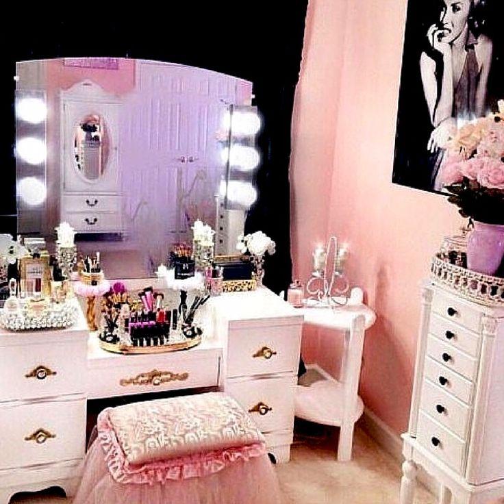446 best vanity images on Pinterest | Bedrooms, Vanities and Bedroom ...