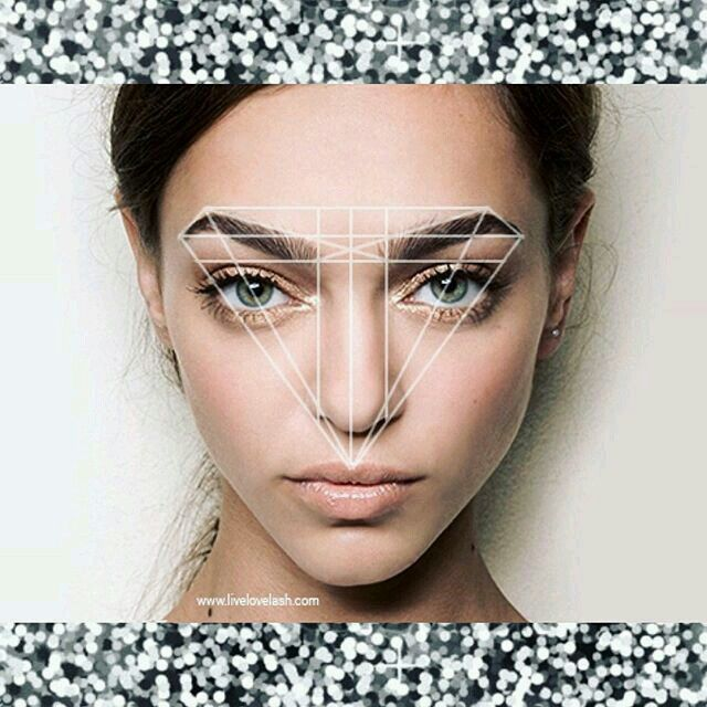 Shape your brows, shape your face...