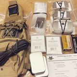 Get home bag kit #4 contents. On sale now at www.SurvivorTown.com! Come and check it out.  #outdoors #useyourshit #adventure #adventurer #adventurers #getoutthere #getoutmore #bugoutbag #onelifeliveit #wildcamping #gear #valhalla #dailycarry #edccommunity #tactical #tacticool #edc #everydaycarry #tacticallife #tacticalgear #everydaytactical #fightorflightsurvivalgear #gethomebag