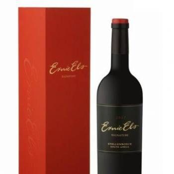 Add pro golfer Ernie Els to the growing list of celebrity athletes who are heavily involved in the wine business. Els began his venture into wines in 1999 and rapidly expanded, opening his Ernie Els Winery in South Africa in 2004. His Ernie Ells Wines, which include six South African reds, continue to be top sellers.