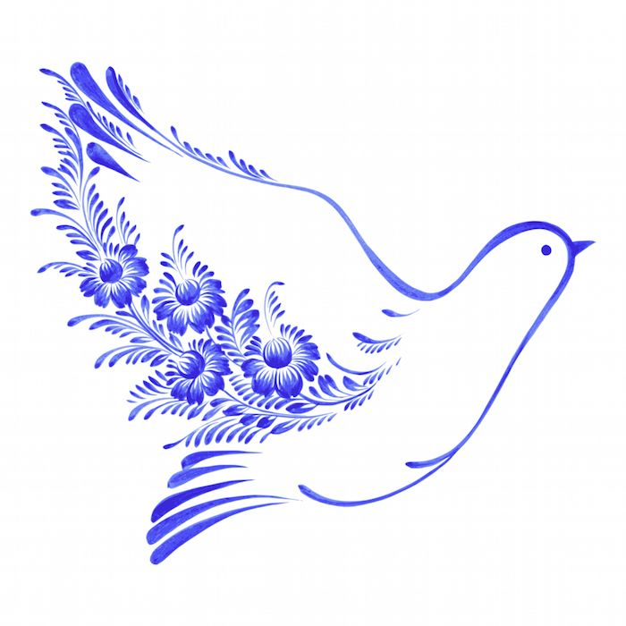 Dove Tattoo Meaning For many people, choosing adove tattoo is symbolic of faith orreligion, peace,innocence, piety orlove. The dove is found intotems around the world, prevalent in mythology and an integral part of folklore that isnot always representative of peace.   DoveTattoo Designs Dove tattoos may take many different forms including traditional, abstract or