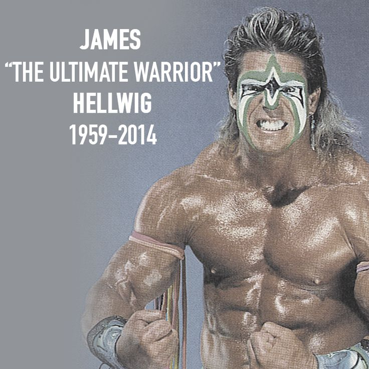ultimate warrior quotes | Life Lessons We Learned from The Ultimate Warrior Growing Up