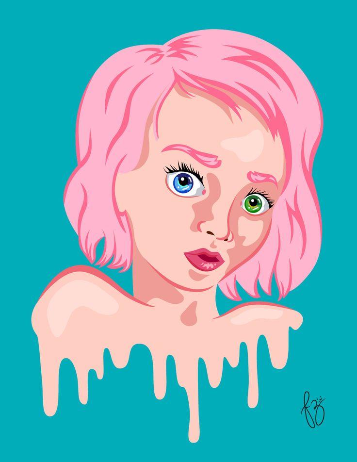Pink by NubiaFdez.deviantart.com on @DeviantArt