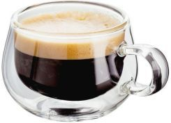 Judge Filiżanki Do Espresso Izolowane Podwójne Ścianki 2X75 Ml.  Ju-Jdg25