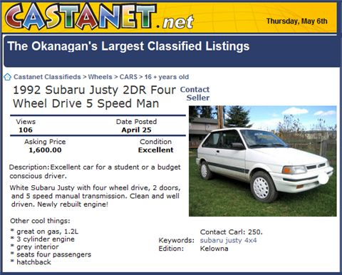 How to Sell Your Used Car Online... to make a better profit.