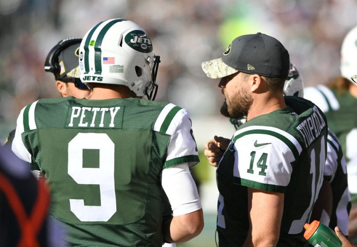 REPORT: Jets to turn back to Ryan Fitzpatrick as starter = According to a Monday morning report from Adam Schefter of ESPN, the New York Jets will continue their quarterback carousel into Week 12 against the New England Patriots. After recently turning to second-year quarterback Bryce.....