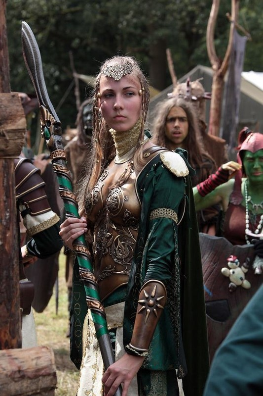 Costumer Inspiration | I mean, seriously, who doesn't want to look that badass...