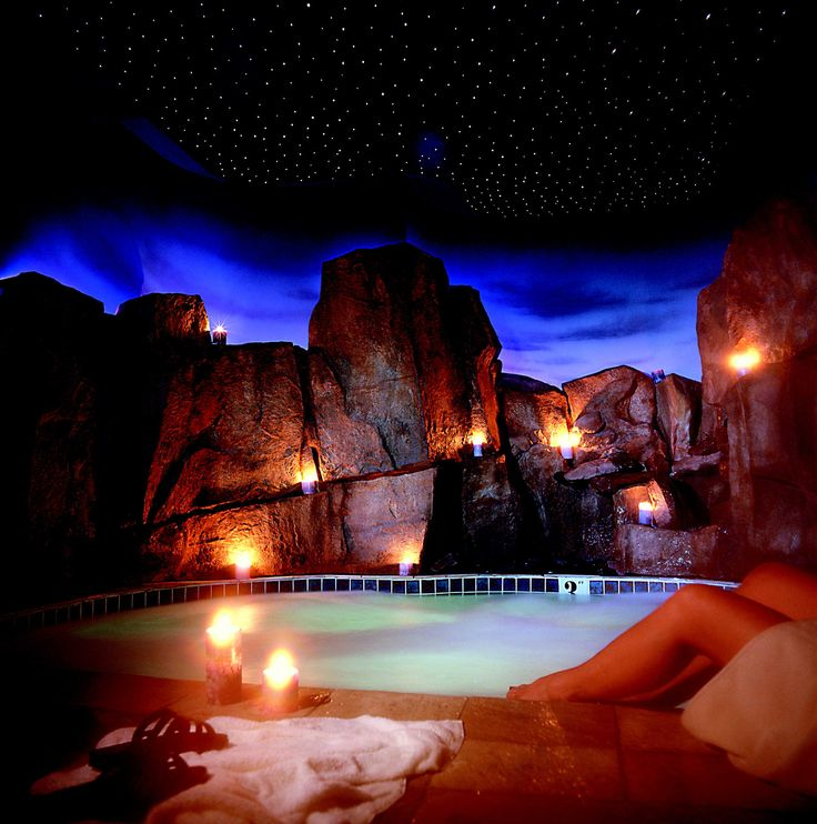 Sage Springs Spa - Sunriver, OR - http://www.sunriver-resort.com/spa/central-oregon-spas.php