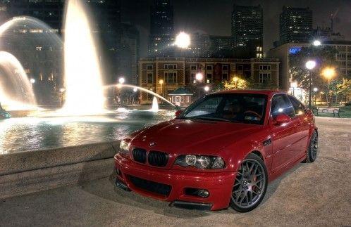 2006 BMW M3 (E46)