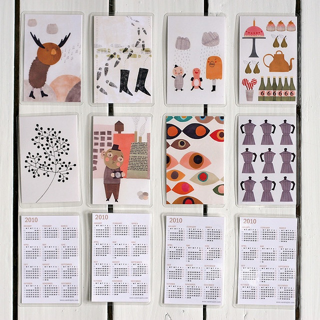 Pocket Calendar Design : Best graphic design calendar ideas on pinterest
