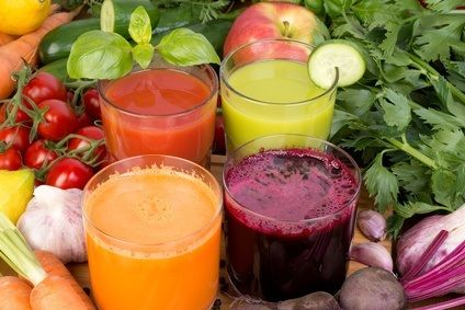 Best juice recipes.