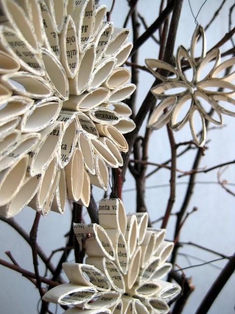 Talvisia kukkia tee-se-itse -menetelmällä. Helppoa myös niille, joilla on peukalo keskellä kämmentä.