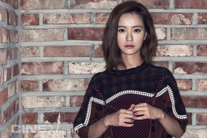 2014.10, Cine21, Jung Yumi