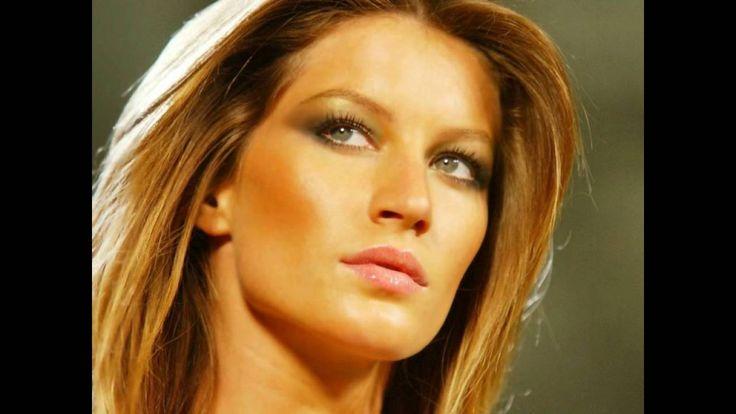 Жизель Бюндхен завершила карьеру модели на церемонии открытия ОИ-2016