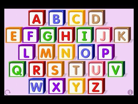 Starfall ABC App Preview: Full Alphabet A to Z - YouTube