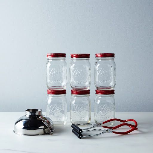 Ball Jar Canning Kit on Food52