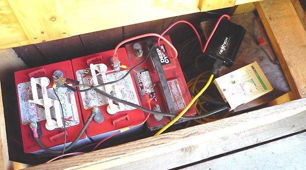 Off-Grid Home Solar Powered System | DIY By Sharon, on April 29th, 2013