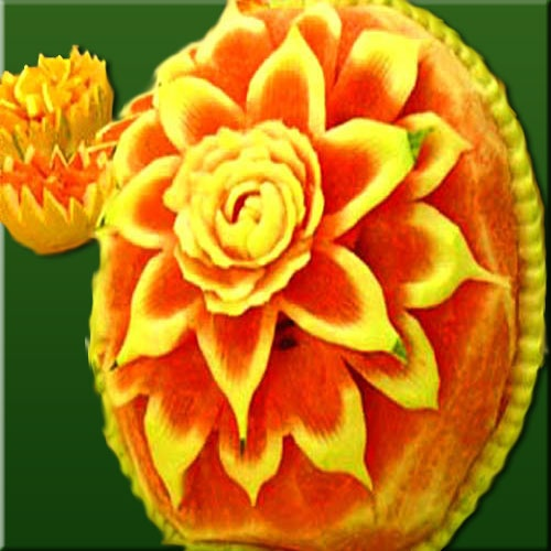 Best images about creative food carvings on pinterest