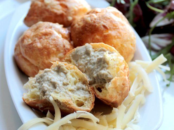 Ricetta Antipasto : Bigné salati da Contemporaneofood