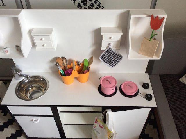 Kuchnia dla dziecka DIY