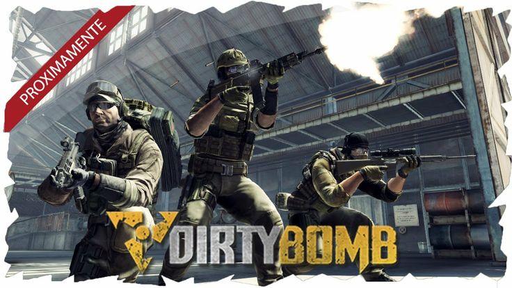 Axeso5 | Dirty Bomb Trailer Oficial En Español