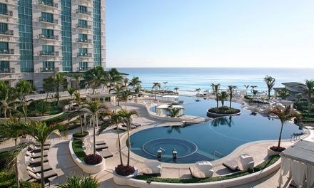 Sandos Cancun All Inclusive $709 pp