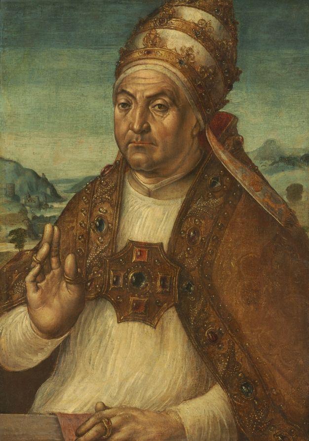 25215b45c96f Portrait of Pope Sixtus IV della Rovere | Cleveland Museum of Art ...
