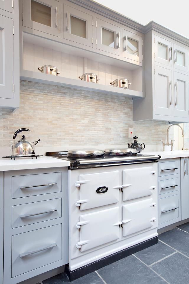 Best 25 aga oven ideas on pinterest country kitchen for Kitchen designs with aga cookers