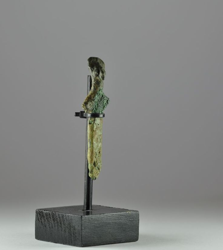 Canaanite idol, Canaanite bronze idol, Syrian art, Canaanite bird headed idol, 1st millenium B.C. Canaanite idol, Canaanite bronze idol, Canaanite bird headed idol. bronze, Levantine Syrian Canaanite bronze bird faced idol, 6.8 cm high, unpublished. Private collection