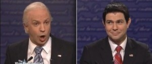 'SNL' takes on last week's vice presidential debate