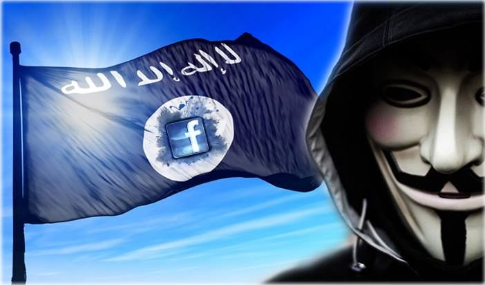 Facebook just shut down the Anonymous group countering ISIS recruitment on social media only hours before the Paris attacks.