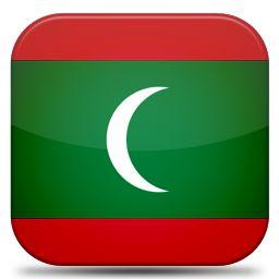 Bandera de Maldivas