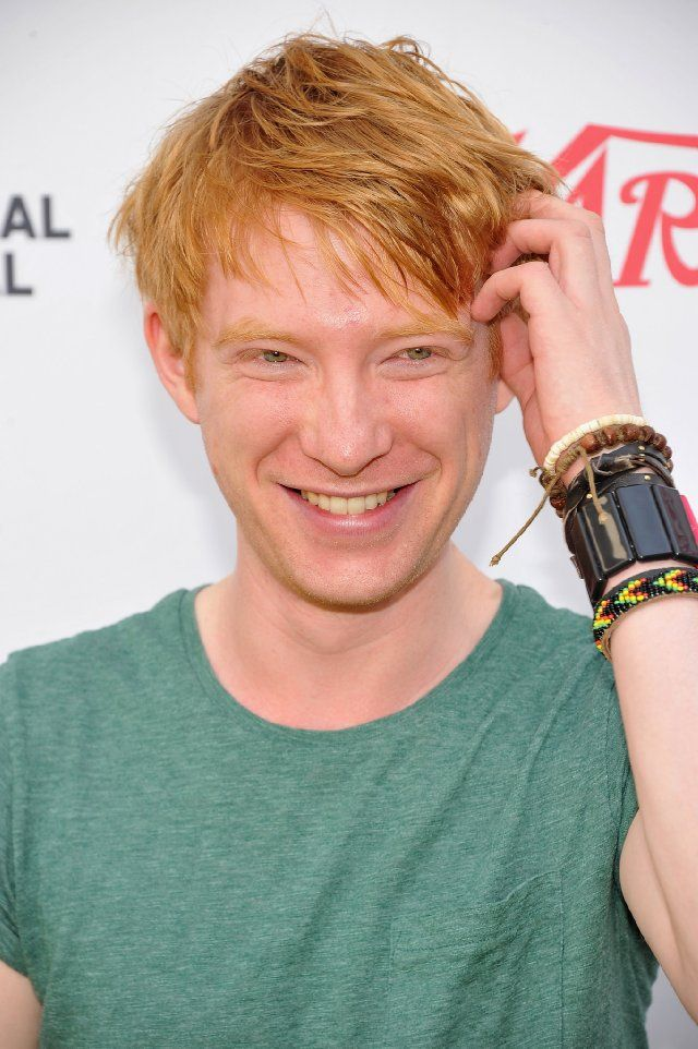 Why are all the beautiful and adorable men in the world European? Sometimes I really wonder if God Blesses America. Domhnall Gleeson