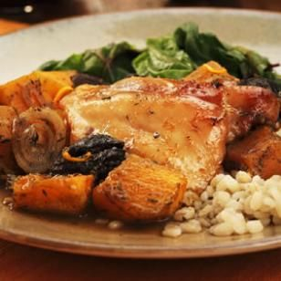 Winter Squash & Chicken Tzimmes Recipe...Tzimmes is to die for ~~ just try it and see for yourself :o)