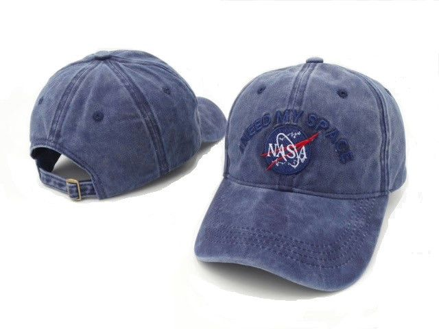 NASA - I Need My Space - Dad Hat (Multiple Colors)
