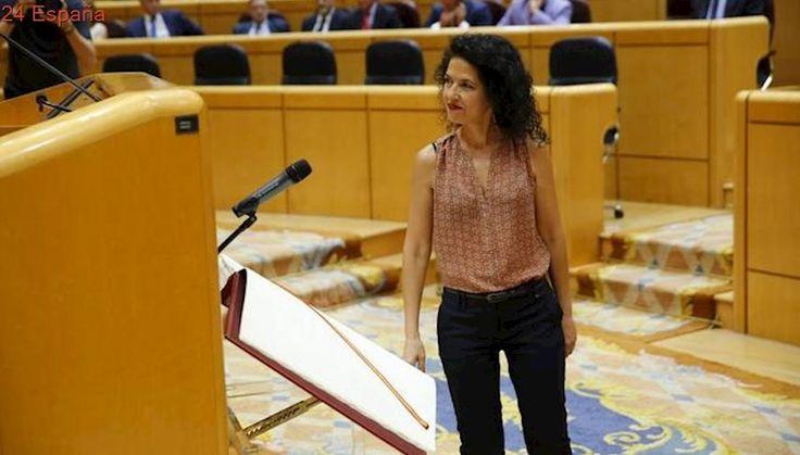 El Senado señala con una 'v' el plato vegetariano de su carta tras solicitar Podemos contar con un menú