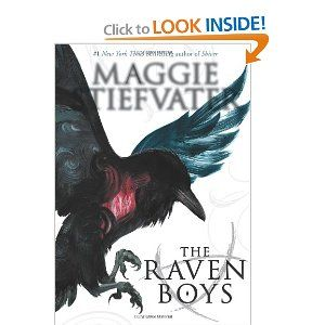 Everything Maggie Stiefvater does turns to gold/ravens.