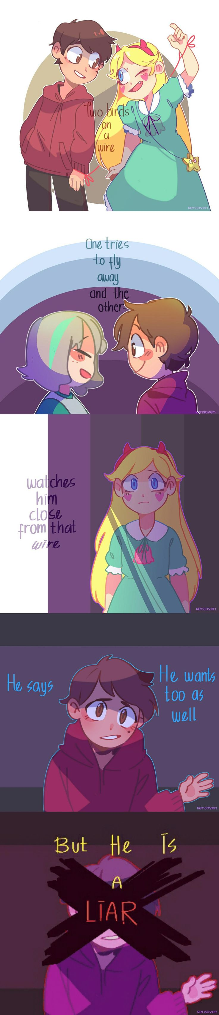 Star vs The Forces of Evil by Rensaven