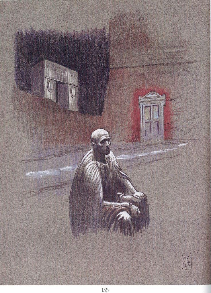 Manara Maestro dell'Eros-Vol. 23, Manara e il teatro-138
