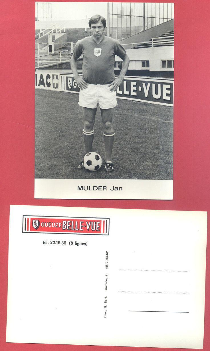 Carte Postale R S C A JAN Mulder Gueuze Belle VUE | eBay