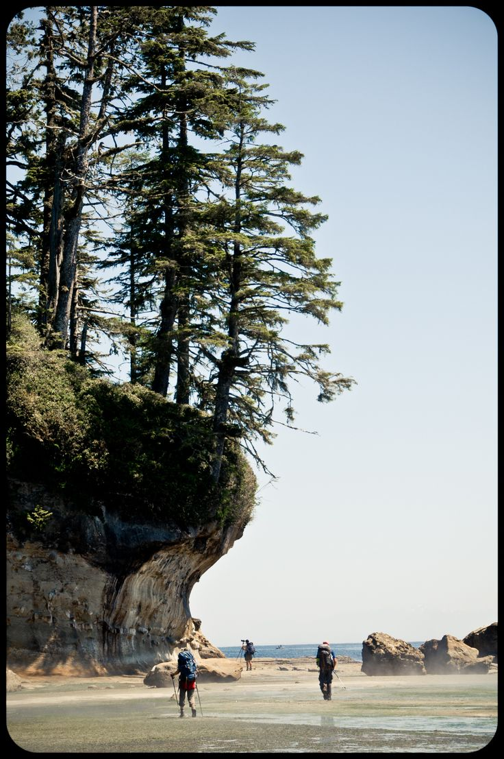 Somehowlost: Backpacking The West Coast Trail, Vancouver Island, British Colombia