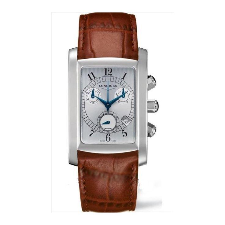 Longines Dolce Vita Chronograph Férfi karóra - Longines - Női,férfi karóra, óra, akciós órák -karora.hu-webáruház és üzlet