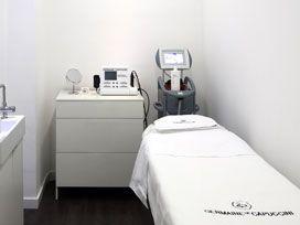 Sala de tratamientos faciales y corporales
