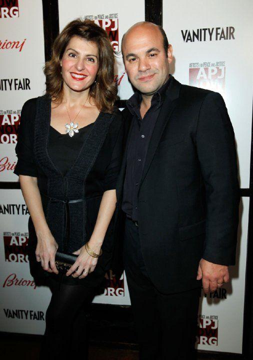 Nia Vardalos and Ian Gomez  married September 5 1993